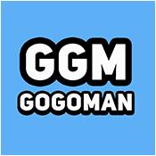 GoGoMan studio logo