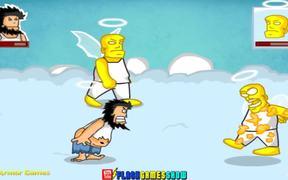 Hobo 7 - Heaven Walkthrough