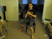 Hardcore Clarinet