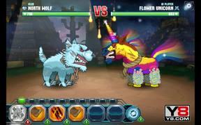 Mutant Fighting Arena Walkthrough