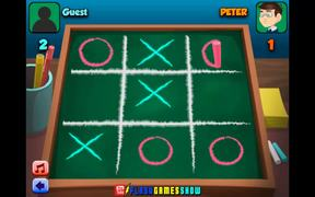 Noughts and Crosses Walkthrough
