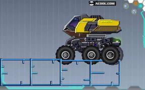 Robot Excavator Walkthrough