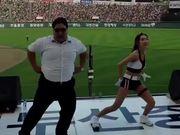 Gangdam Style Cheerleaders