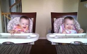 Twins Guitar Reaction