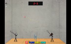 Stick Figure Badminton Walkthrough