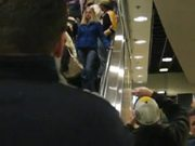 Stupid Escalator Girl