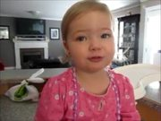 2 Year Old Sings Adele