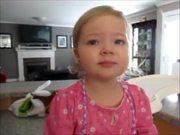 2 Year Old Sings Adele