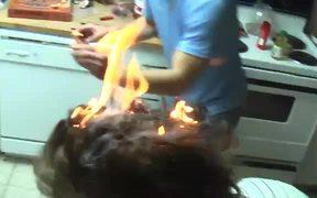 Hair On Fire Bro
