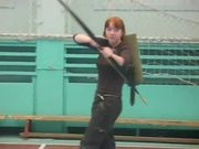 Super Fast Archery Girl