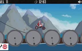 Extreme Moto Run Walkthrough