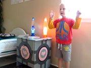 Kids Portal Room