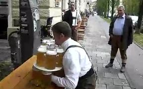 How To Fail At Carrying Beer