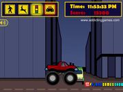 Monster Truck Curfew Walkthrough