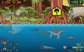 Prehistoric Shark Walkthrough
