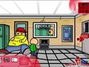Riddle School 2 Walkthrough