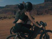 Motorbikes Electrifies Retro-Inspired Mopeds