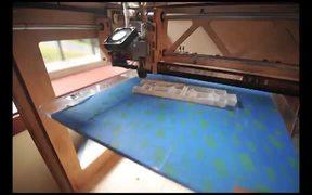 Echoviren: The World's First 3D Printed
