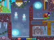 Snail Bob 7: Fantasy Story Walkthrough