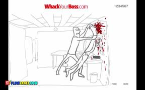 Whack Your Boss Walkthrough
