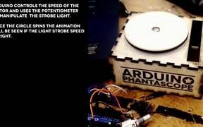 Arduino Phantascope