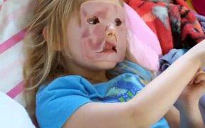 The Ham Face Girl
