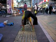 Chinese Street Performer