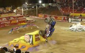 Monster Truck Backflip