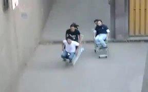 Shopping Cart Races