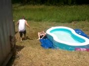 Slip And Slide And Fly
