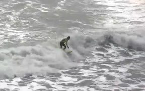 Surfing Kick Flip