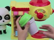 Baby Panda's Fruit Party | Smoothie, Fruit Juice