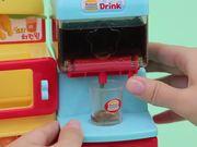 Baby Panda's Hamburger Shop | Kitchen Toys