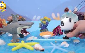 Baby Shark Has a Toothache
