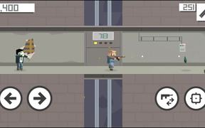 Reach the Surface: Zombie Elevator Action Gameplay