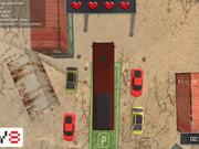 Extreme Bus Parking 3D Walkthrough