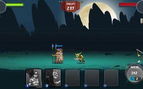 Kingdom Wars : Battle Royal Gameplay Android