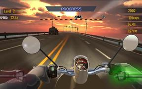 Motorcycle Rider Gameplay Android