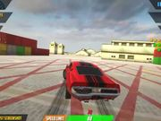 Burnout Drift 301 Walkthrough