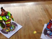 Interactive Augmented Reality
