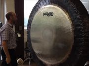 That Is A Super Huge Gong
