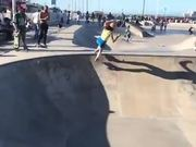 What An Awesome Rollerskater