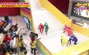 Slippery Stairs Gameshow