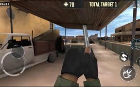 Counter Terrorism Gunner: Modern Battle Gameplay