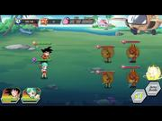 Saiyan Duel: Space Warriors Gameplay Android