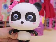 Baby Panda Makes Dresses | Barbie's Birthday Party