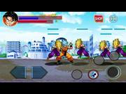 Super Saiyan Goku: Super Battle Gameplay Android
