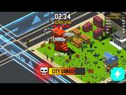 Smash.io Monster VS Cars Android Gameplay