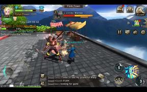 Daybreak Legends  Android & IOS Gameplay
