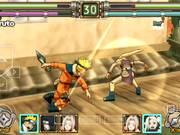 Ultimate Shipuden: Ninja Heroes Impact Gameplay